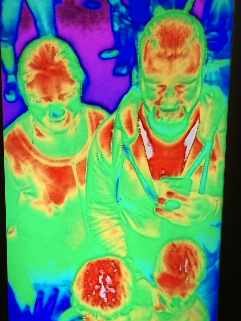 Do you have the heat image of your family? :P