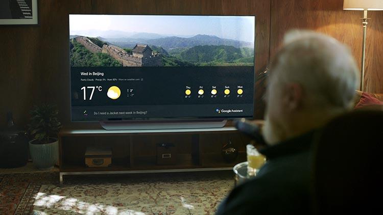 LG AI TV 2018