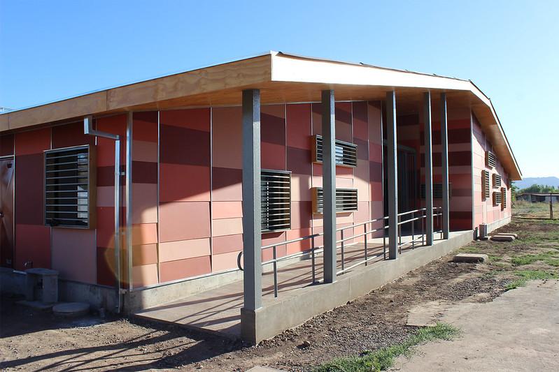 Centro Comunitario - Barrio Paniahue Poniente – Santa Cruz