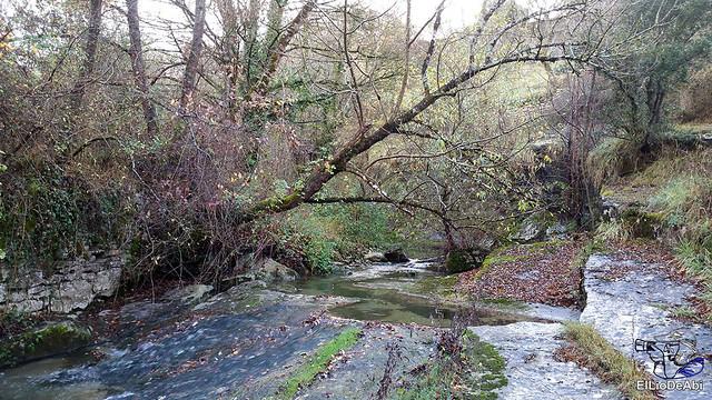 Camino Real de las Enderrozas y cascada de Irús (4)