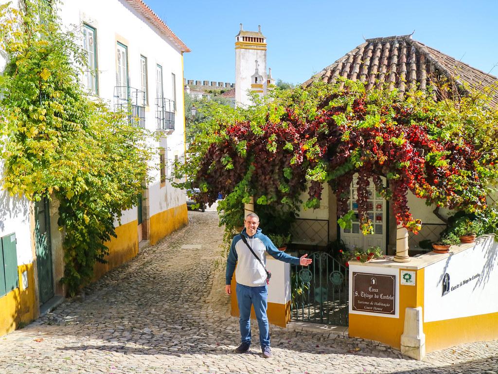Visita a Óbidos