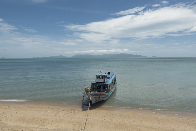 Photo of Mae Nam Beach in the TripHappy travel guide