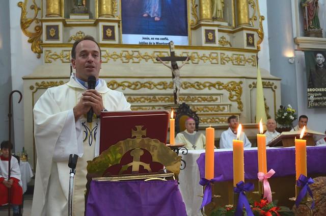 Nuevo administrador de San Vicente Ferrer
