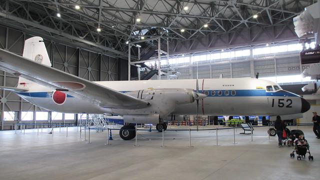 あいち航空ミュージアム YS-11 52-1152 IMG_0997
