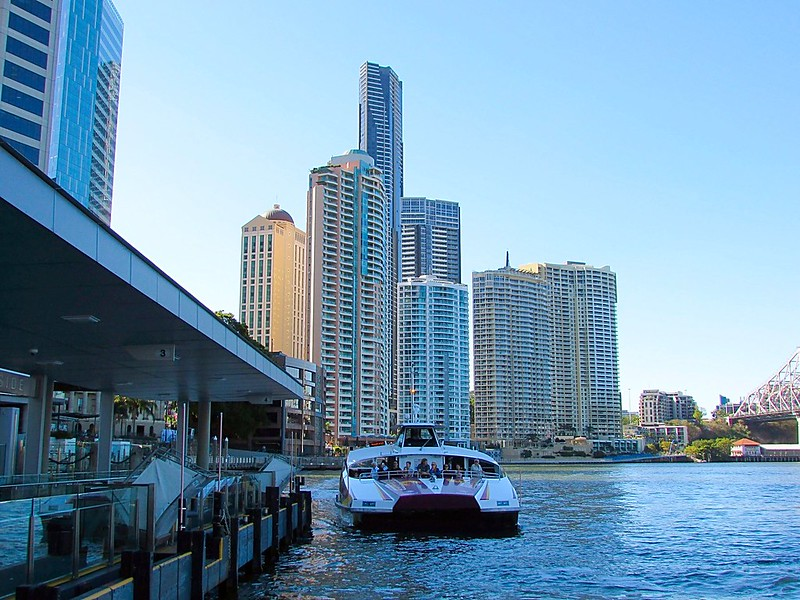 Brisbane City Cat River Cruise