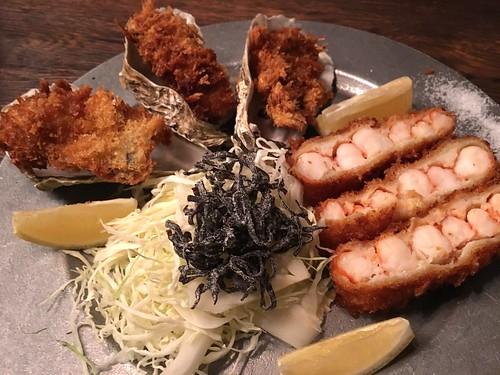 渋谷 牡蠣入レ時