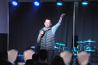 Imporv Comedy Tour on Humphreys - U.S Army Garrison Humphreys, South Korea – Dec 30, 2017