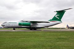 EZ-F426 / Turkmenistan Airlines / Ilyushin Il-76TD
