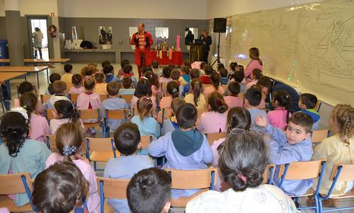 Festa de Natal nas Escolas