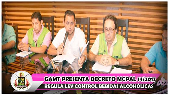 gamt-presenta-decreto-mcpal-14-2017-regula-ley-control-bebidas-alcoholicas