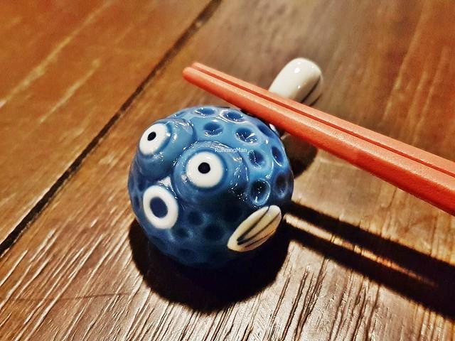Chopstick Rest Fugu