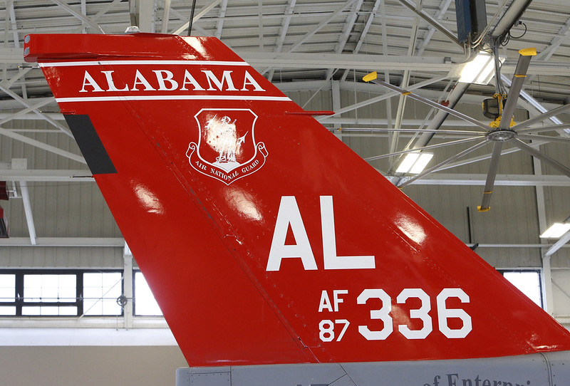 Governor Ivey Applauds Decision to Choose 187th Fighter Wing