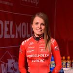 Ploegvoorstelling Vondelmolen cycling team 2018
