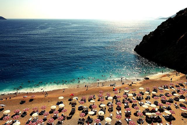 Kaputaş Beach Kaş - Antalya