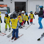 Skikurs SVL 2018 - Eulen und Rehe- Gruppe