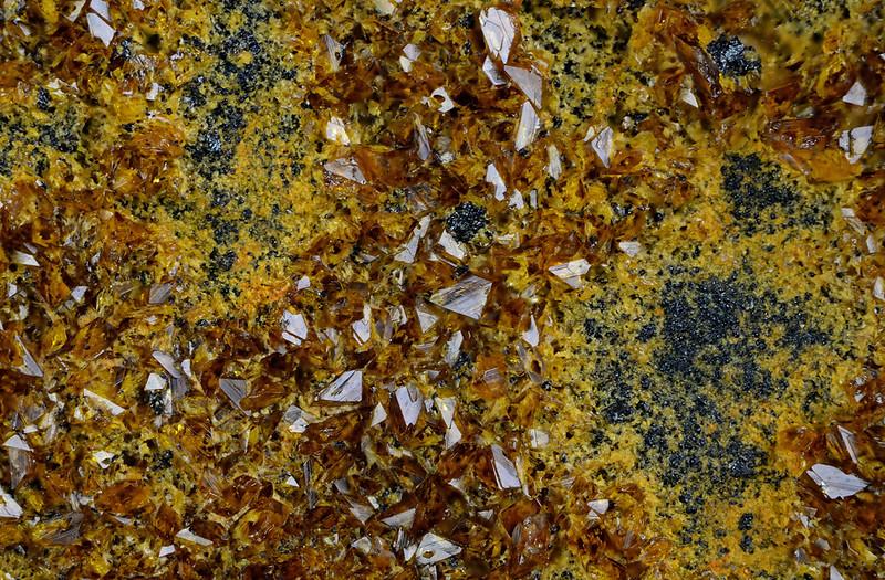鉄明礬石 / Jarosite