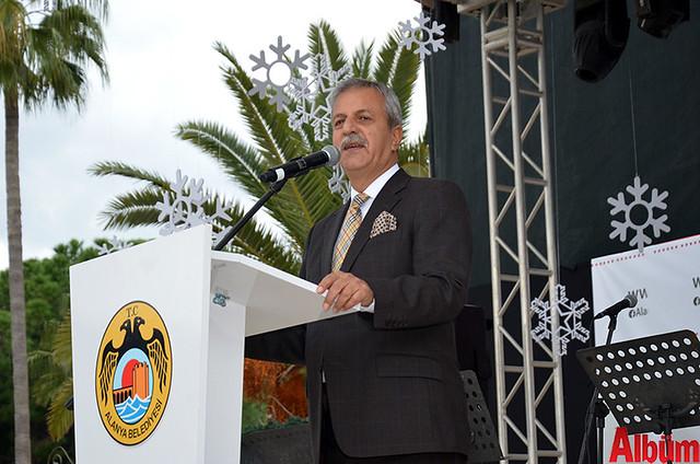 Alanya Belediyesi Yabancılar Meclisi Başkanı Abdullah Karaoğlu