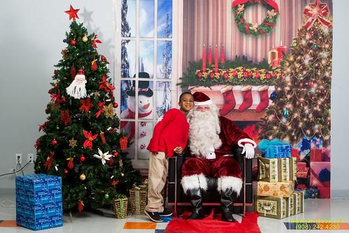Santa at Teecs-81