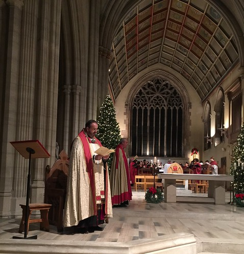 171214 - Cathedral Carol Service