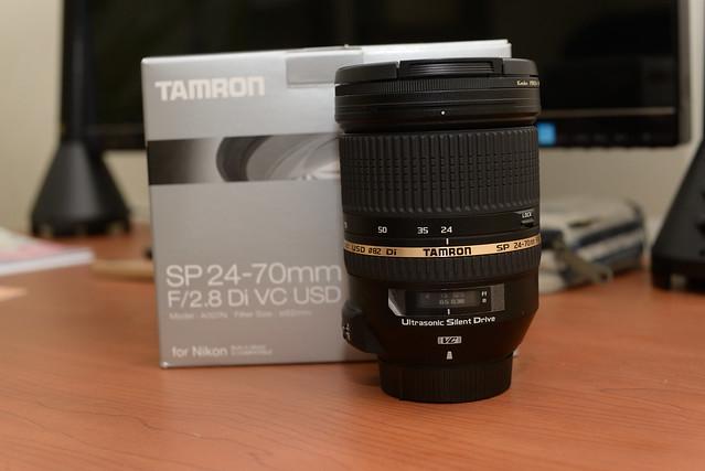 Tamron SP24-70mm F 2.8, Nikon D610, Sigma 50mm F1.4 EX DG HSM