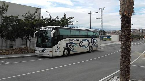 Autocares Bernardo, Beulas Eurostar e