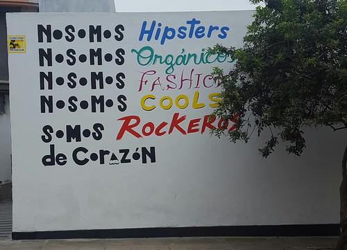 Lima - Calle Ignacio Merino