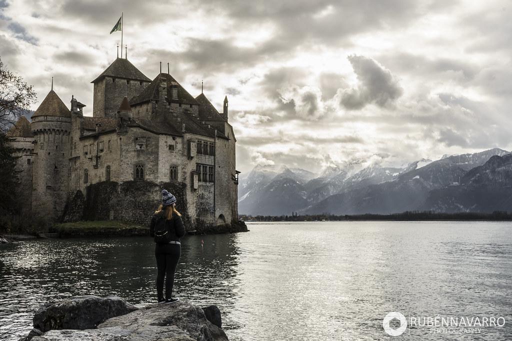 Viajar a Suiza en invierno Montreux