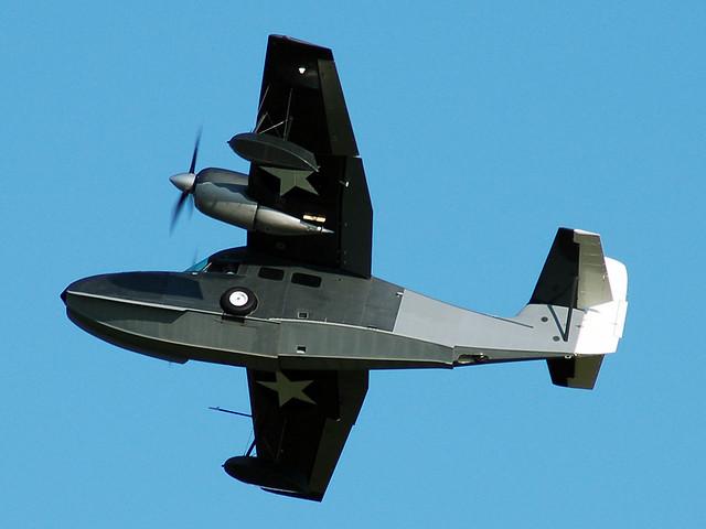 N7491 Grumman G-44 Widgeon