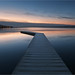 West Kirby Marine Lake at Dawn
