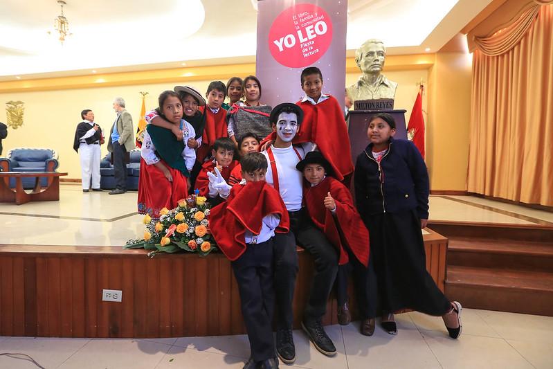 Lanzamiento Nuestras Propias Historias - Riobamba
