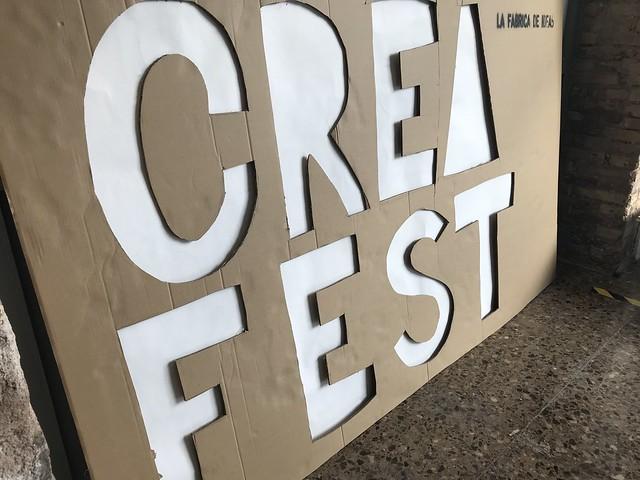 Maratón de Creatividad INTERNACIONAL #CreaFestWinter 2017