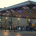 Spruced up covered market at Preston