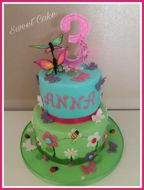 Cake by Sweet Cake
