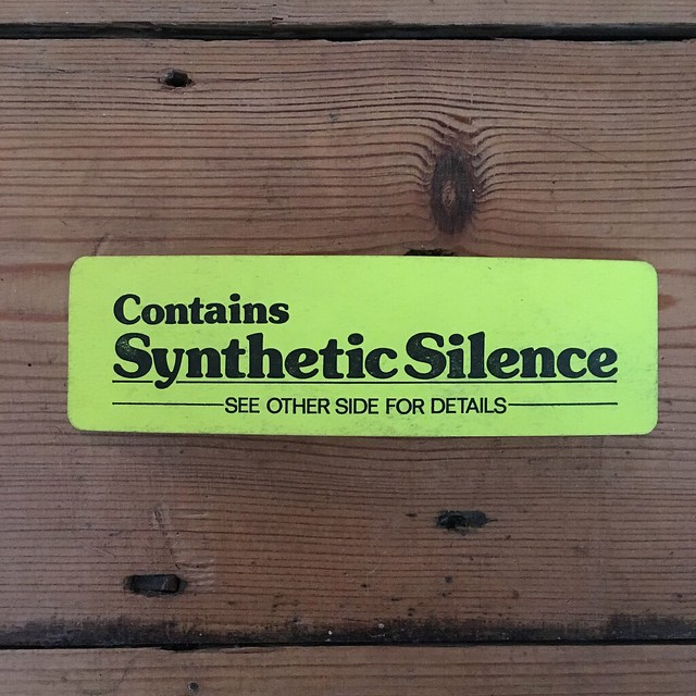 Synthetic Silence