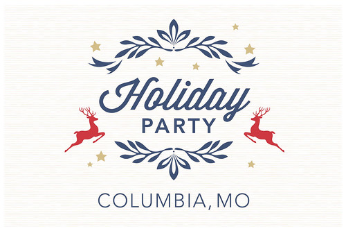 2017 - Alumni Holiday Party