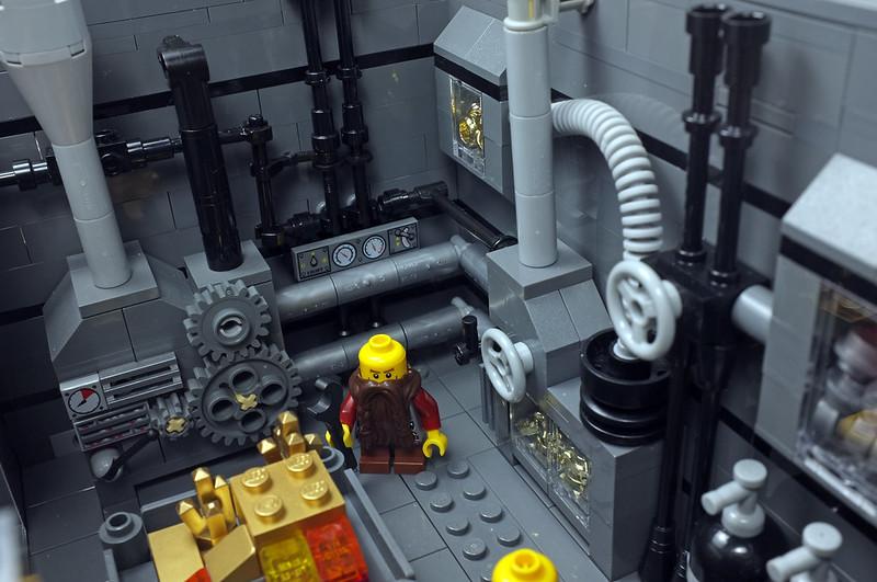 steam lego moc