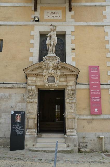 Archaeological Museum of Rouen (Musée départemental des Antiquités), Rouen, France