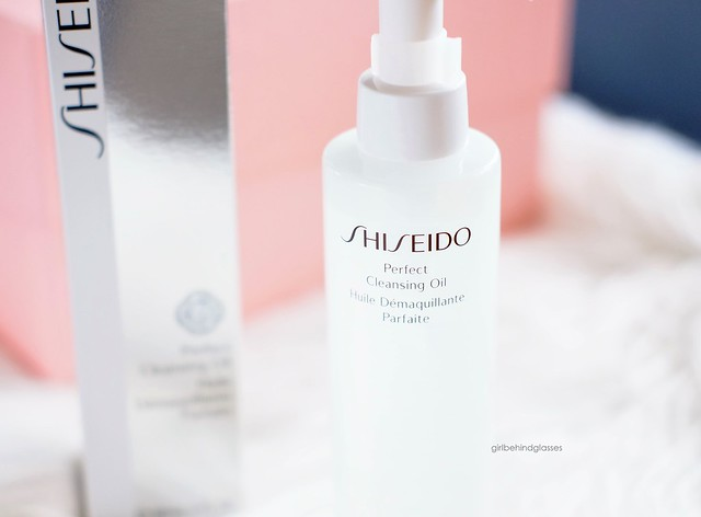 Shiseido Perfect Cleansing Oil4