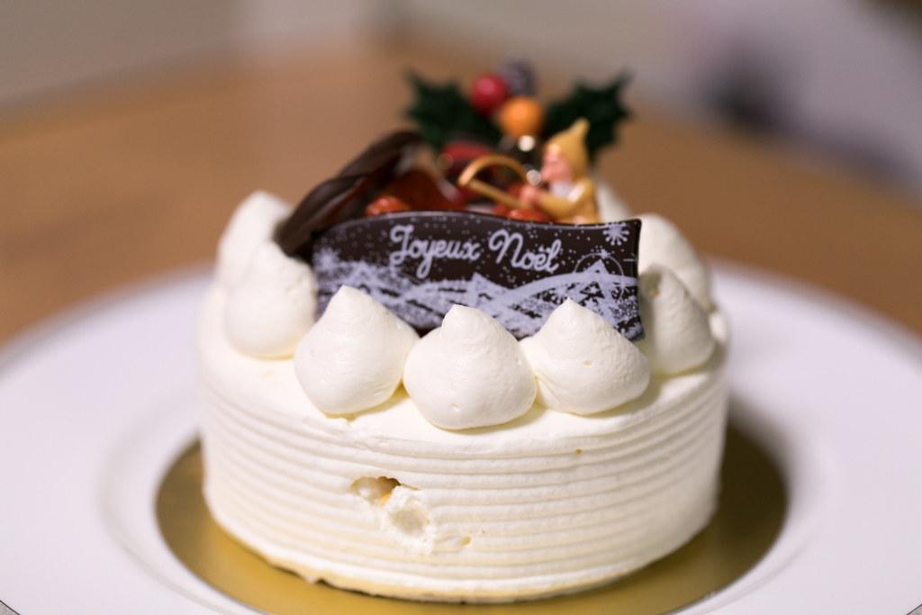 アングランパ クリスマスケーキ2018