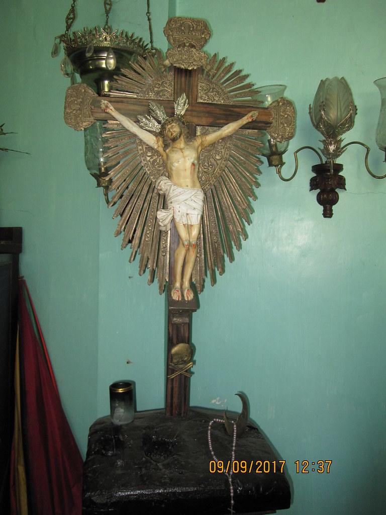 Tabletop Crucifix