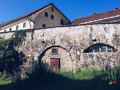 Radovljica's Medieval Defensive Walls