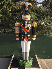 Portsmouth Victorian Festival of Christmas Nutcracker Soldier Trail