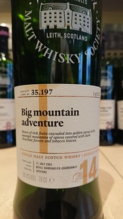 SMWS 35.197 - Big mountain adventure