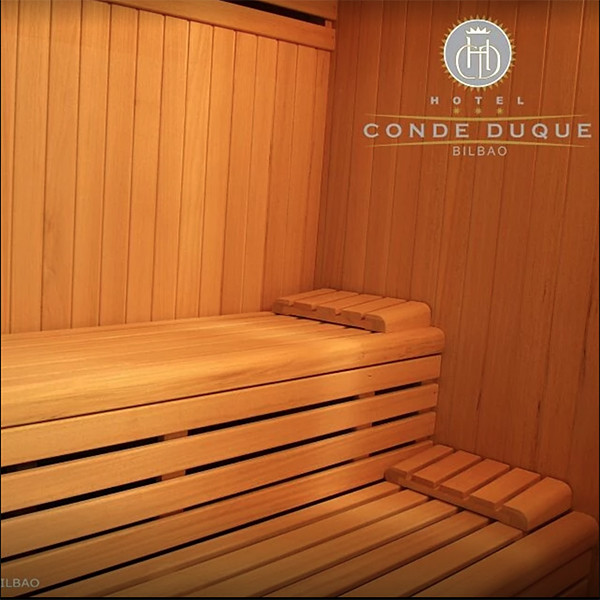 sauna-hotel-bilbao-condeduque