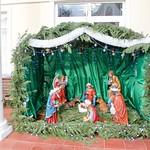 Рождественское поздравление в Дивноморске