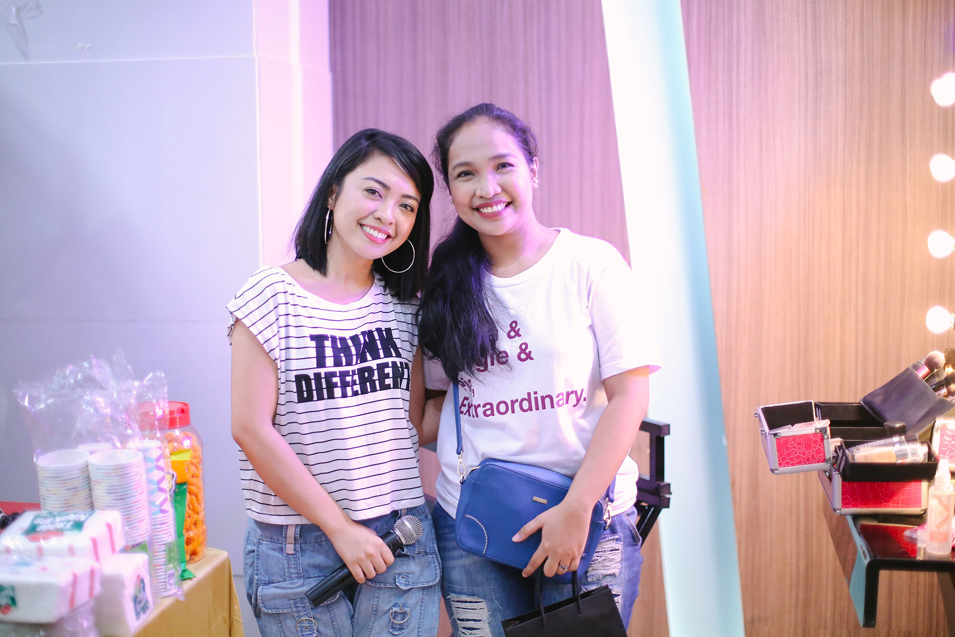 6 Blogger Babes Meet and Greet - Lifestyle Bloggers Philippines - Gen-zel She Sings Beauty