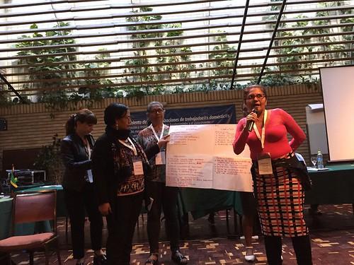 2017-12-4~7 Argentina: ILO-ACTRAV-INWORK-IDWF workshop