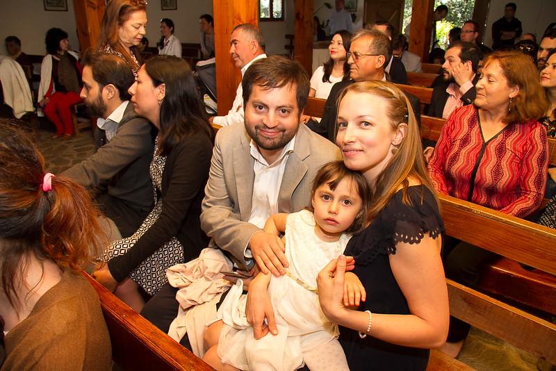 nuestra bautizada