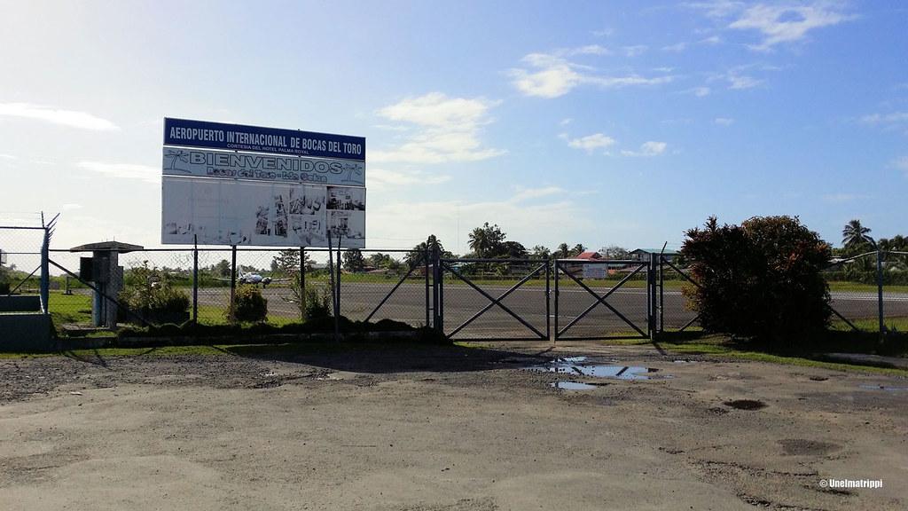 Bocas del Toron kansainvälinen lentoasema, Panama
