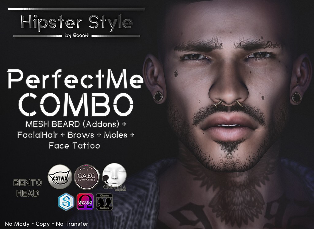 [Hipster Style] PerfectMe COMBO